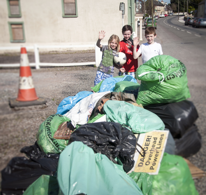 Rubbish collected1