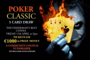 POKER CLASSIC poster screen